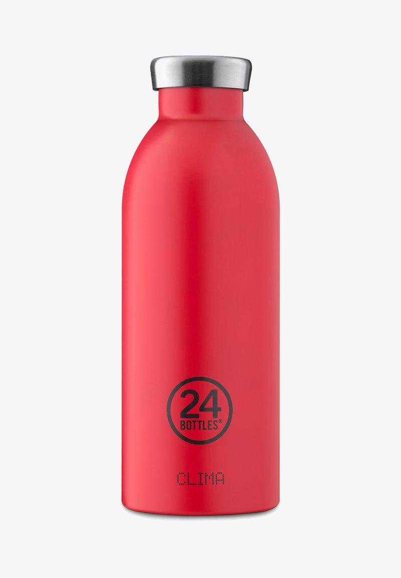24Bottles - TRINKFLASCHE CLIMA BOTTLE CHROMATIC 0,5 L - Drink bottle - rot