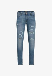 Jack & Jones - LIAM ORIGINAL  - Jeans Skinny Fit - blue denim - 6