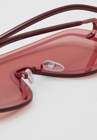 Emporio Armani - Sunglasses - red - 2