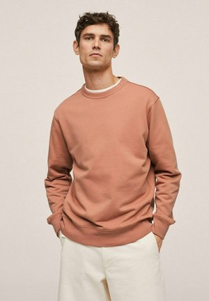 BASIC - Sweatshirt - pastelroze