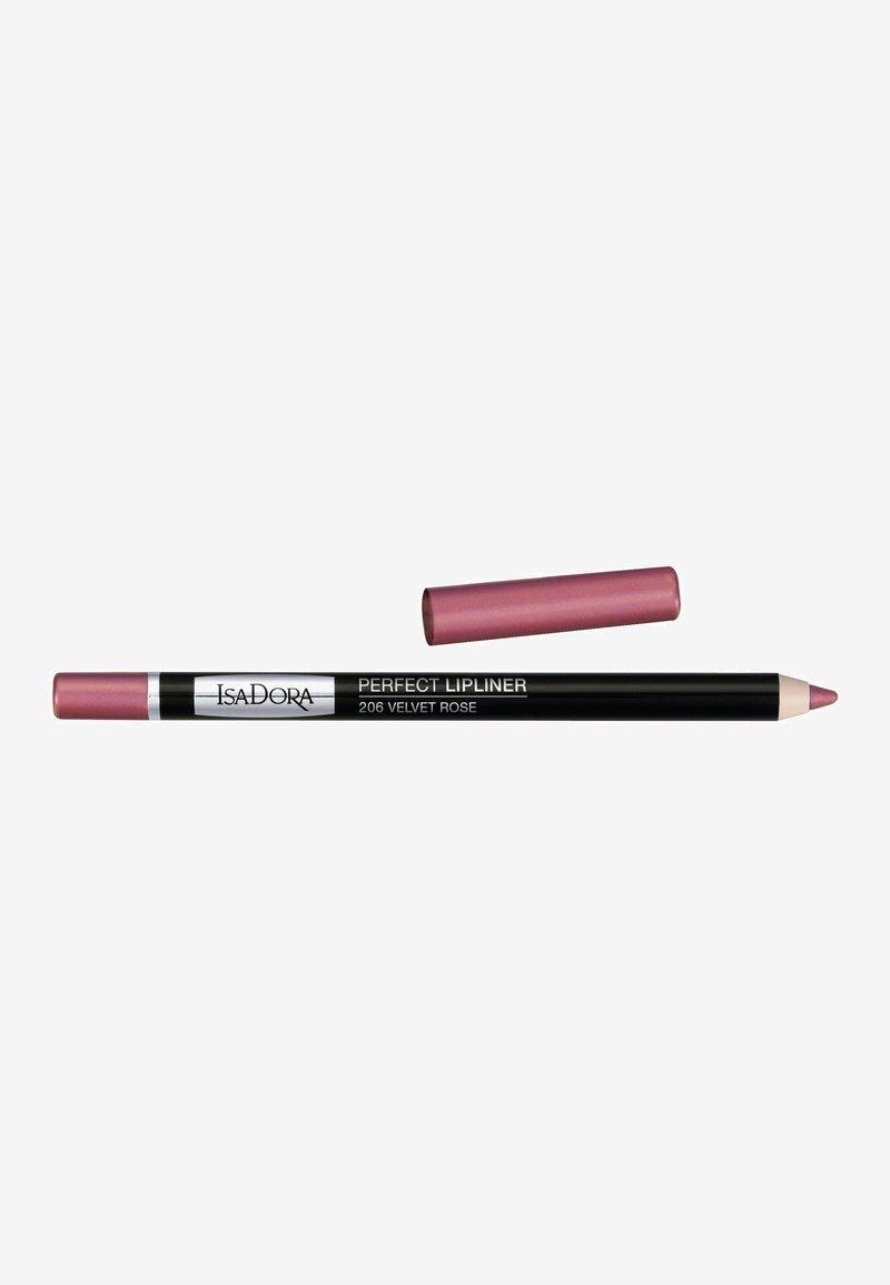 IsaDora - PERFECT LIPLINER - Lip liner - velvet rose