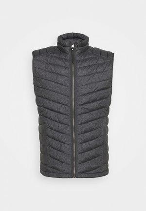 Waistcoat - grey melange design