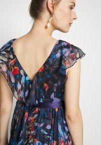 MAMALICIOUS - MLJASMINE DRESS - Denní šaty - medieval blue - 4