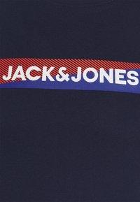 Jack & Jones - JACTREVOR TEE - Pyjama top - maritime blue - 6