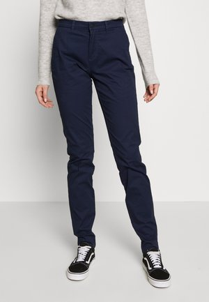 ONLPARIS REGULAR - Chinos - navy blazer
