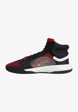 Basketball shoes - active red / core black / aero blue