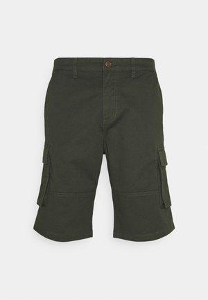 Shorts - dark olive