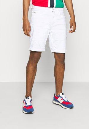 Shorts vaqueros - denim white