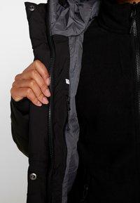 Didriksons - PYSEN  - Winter coat - black - 6