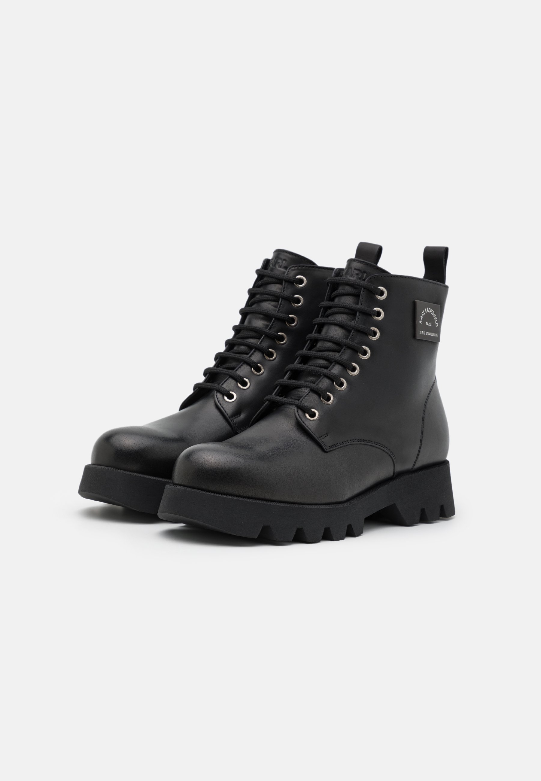 Homme TERRA FIRMA MID LACE BOOT - Bottines à lacets