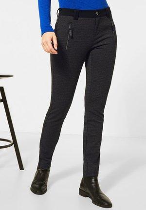 MIT MINIMAL MUSTER - Leggings - Trousers - grau