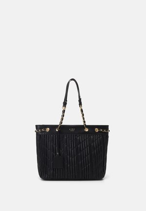 HANDBAG - Tote bag - black