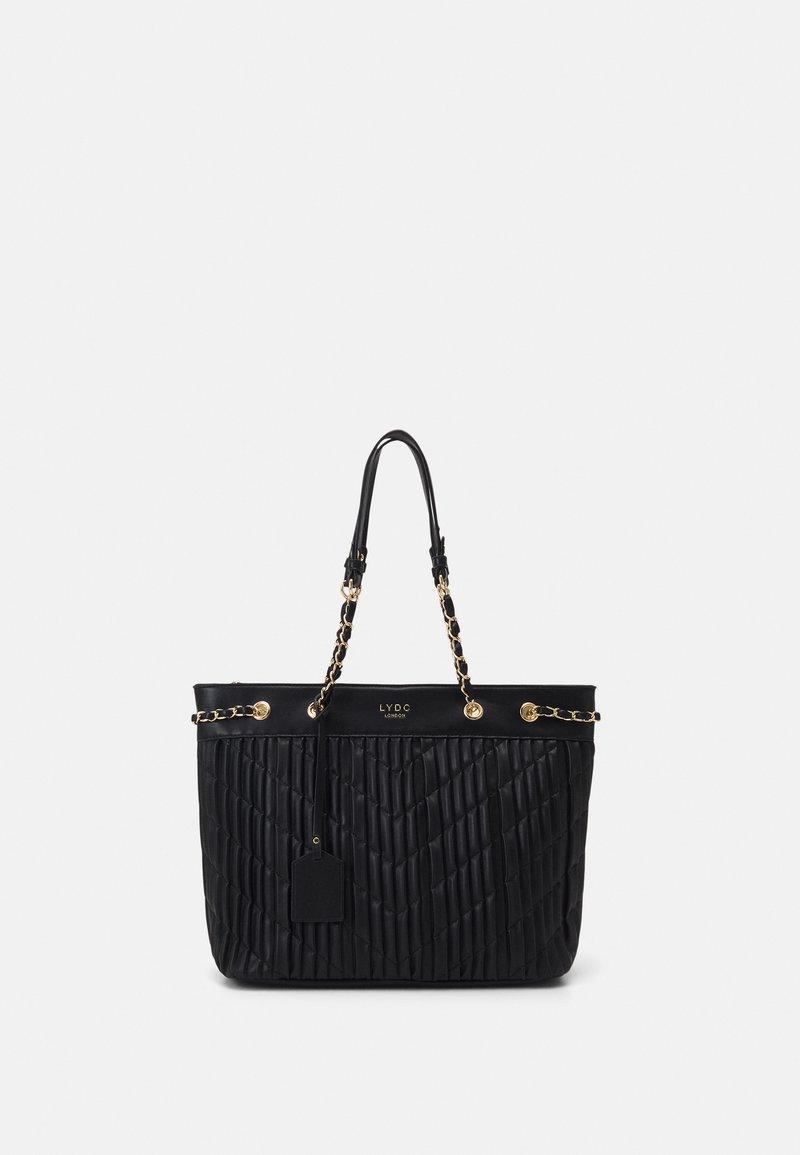 LYDC London - HANDBAG - Tote bag - black