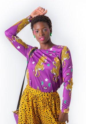 Camiseta de manga larga - multicolor