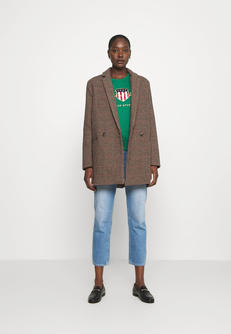 GANT - ARCHIVE SHIELD - Sweatshirt - ivy green
