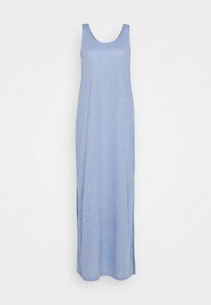 SLFIVY DRESS - Maxi šaty - country blue