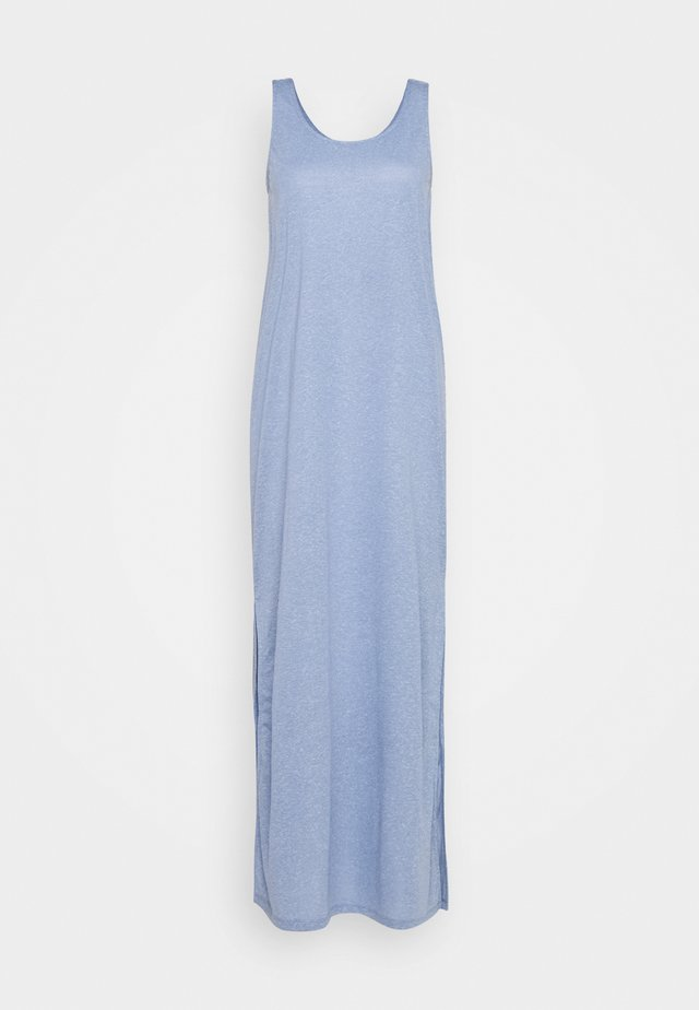 SLFIVY DRESS - Maxi dress - country blue