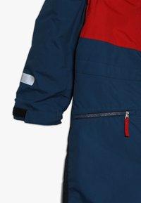 Didriksons - CORNELIUS KID'S COVERALL - Snowsuit - hurricance blue - 4