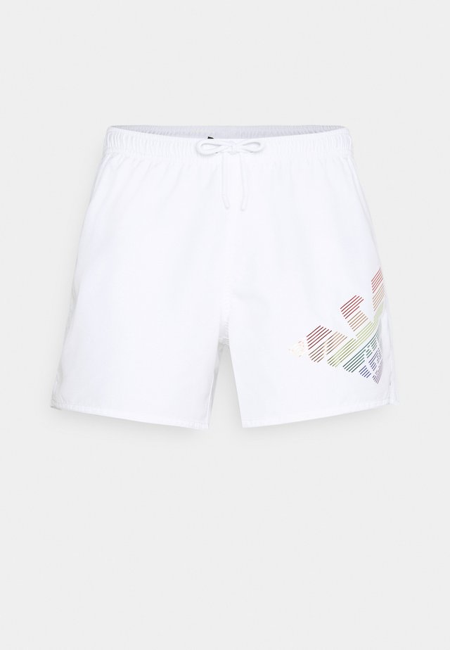 BOXER - Shorts da mare - bianco/white