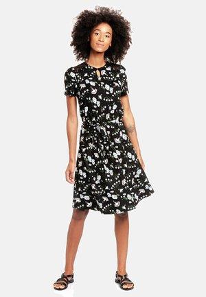 PARADISE  - Day dress - schwarz allover