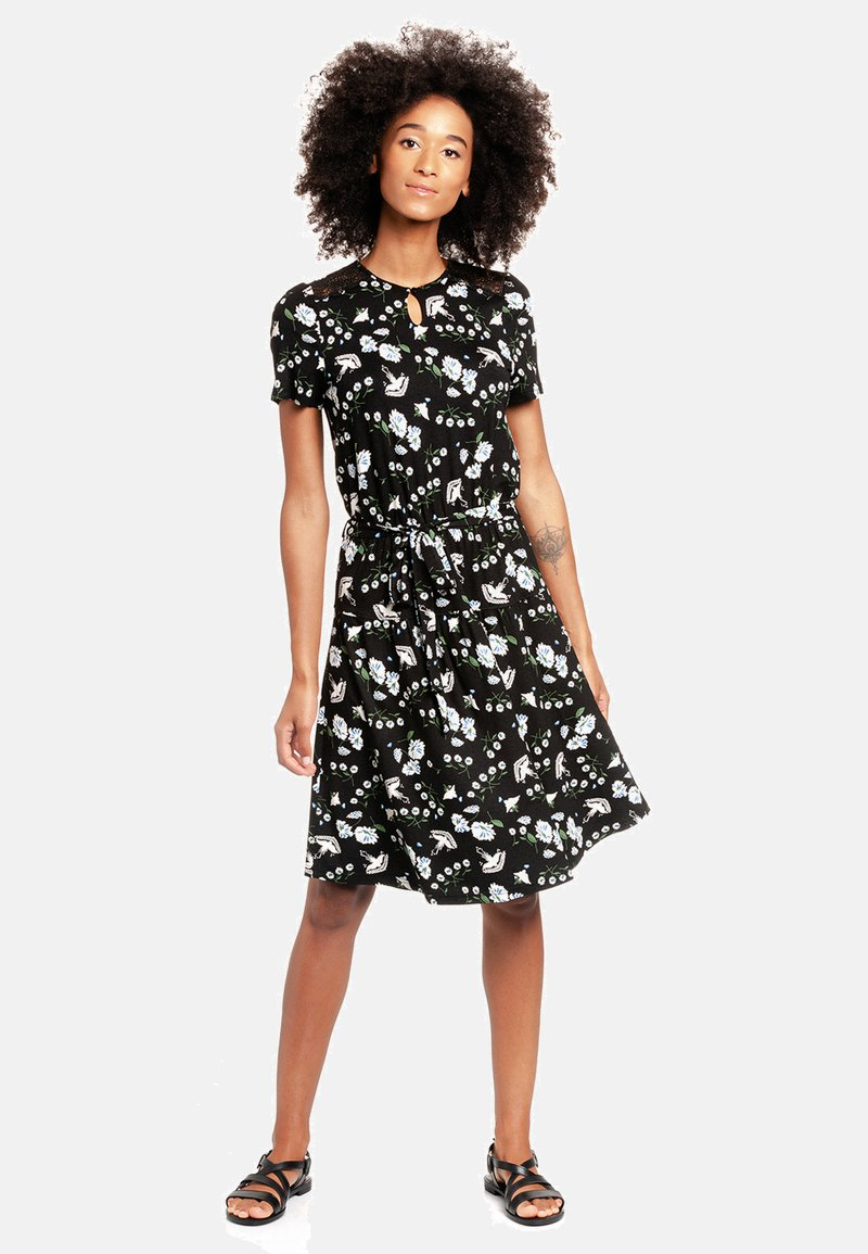 Vive Maria - PARADISE  - Day dress - schwarz allover