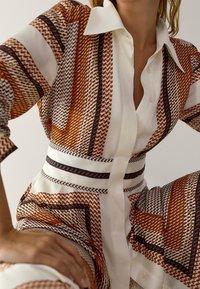 Massimo Dutti - Robe longue - orange - 4