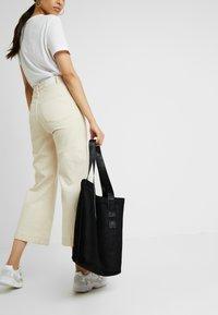 Moss Copenhagen - SHOPPER - Bolso shopping - black - 1