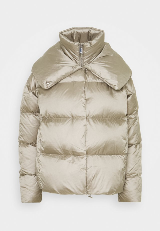 POWDER - Down jacket - laurel oak