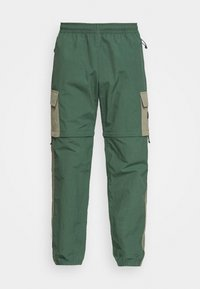 adidas Originals - UTILITY TWO IN ONE ORIGINALS - Cargo trousers - green oxide/clay - 6
