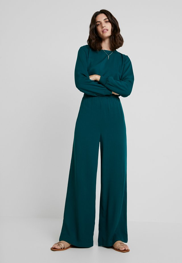 BANG ON THE DRUM - Tuta jumpsuit - june bug