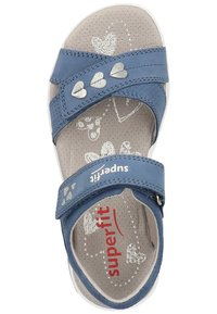 Superfit - Walking sandals - blue - 1