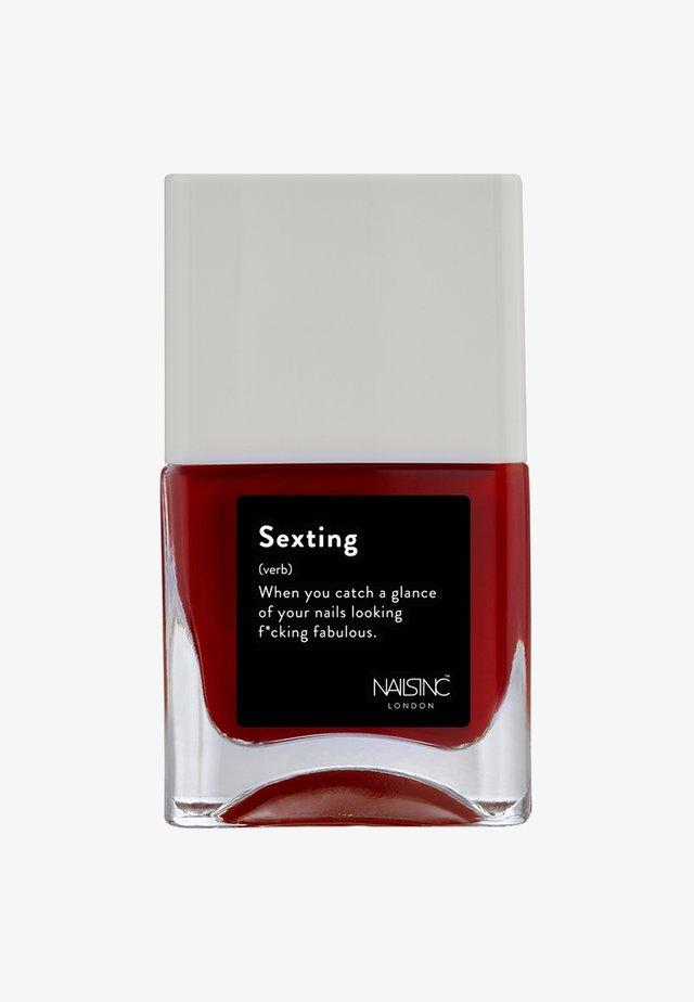 LIFE HACK PERSONALITY POLISH 14ML - Nail polish - 10729 sexting