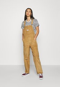 Levi's® - VINTAGE OVERALL - Dungarees - iced coffee warm - 0