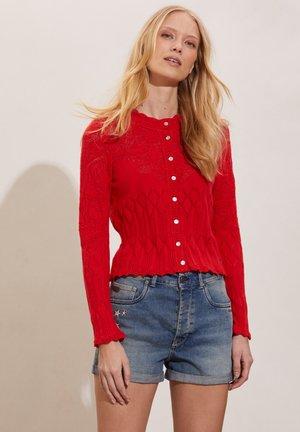 MATILDA - Neuletakki - scarlet red