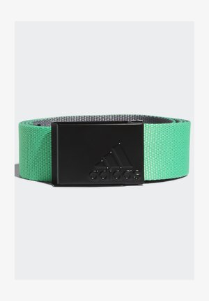 REVERSIBLE - Belt - green