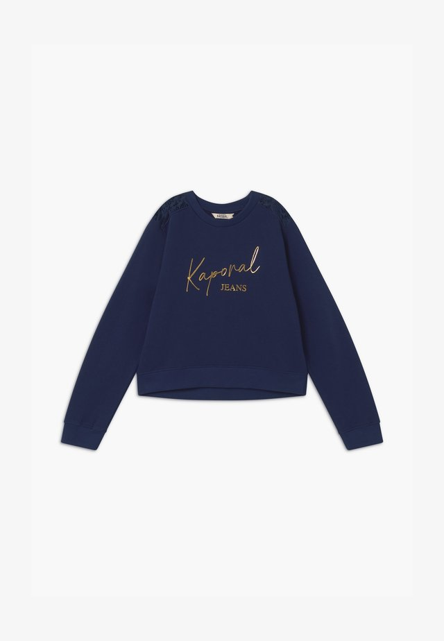 MAYA - Sweater - navy