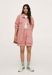 Mango - Summer jacket - rose - 1