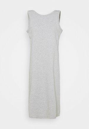 ONLSIA LIFE DRESS - Day dress - light grey melange