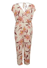 ONLY Carmakoma - CURVY - Jumpsuit - oatmeal - 2