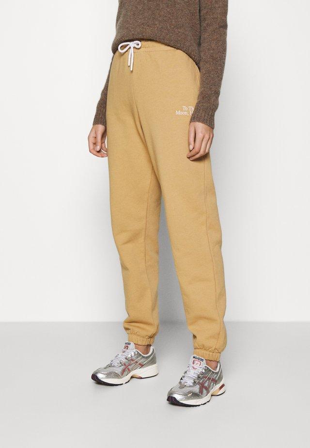PAMA - Jogginghose - beige