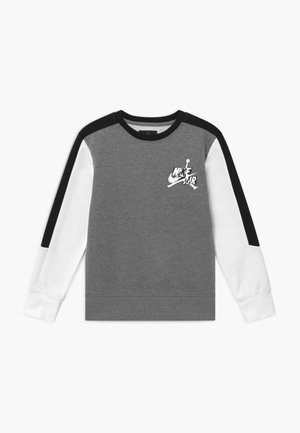 JUMPMAN CLASSICS CREW - Collegepaita - carbon heather
