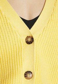 Monki - Vest - yellow - 5