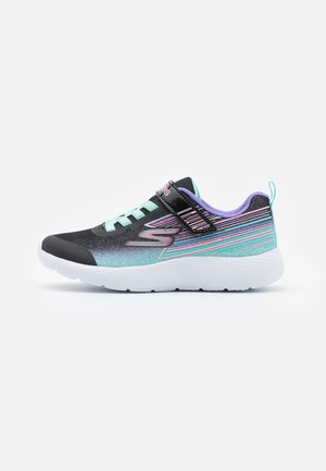DYNA LITE - Trainers - black sparkle/multicolor