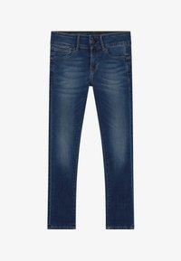 G-Star - Skinny džíny - blue denim - 2