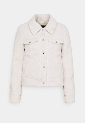 VMBETTE SHORT JACKET - Vinterjakke - birch