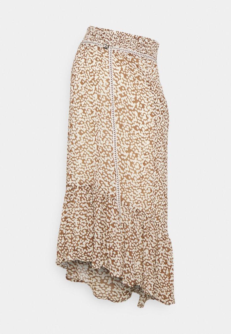 Noppies Studio - SILEA - Pencil skirt - brown