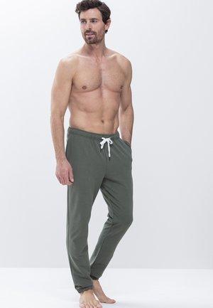 Pyjama bottoms - dark forest green