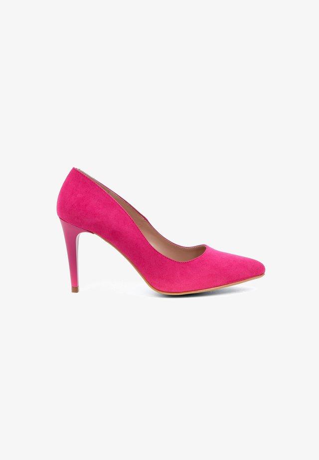 Klassieke pumps - pink
