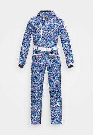 STEVEN STIFLER FEMALE FIT - Snow pants - blue
