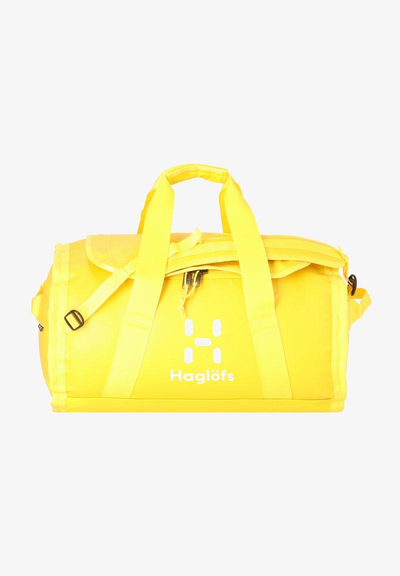 Haglöfs - LAVA 50 - Holdall - sulphur yellow